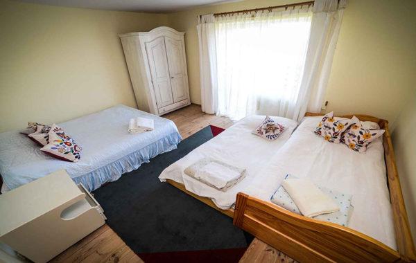 Pokoj 3-osobowy na Piętrze z Widokiek na Morze