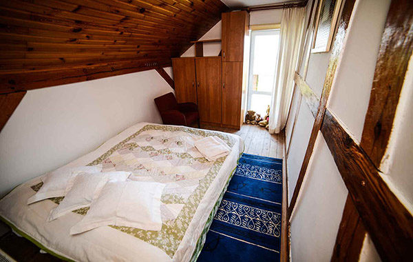 Pokoj 2-osobowy na Piętrze z Widokiem na Morze